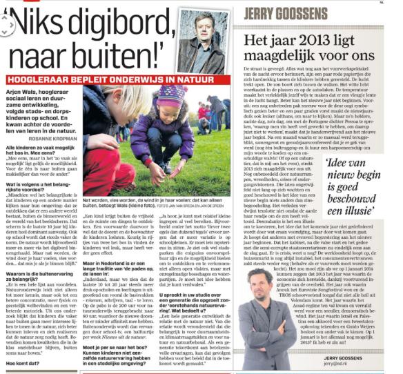 InterviewAlgemeenDagblad